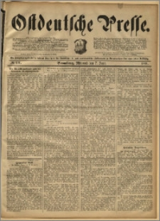 Ostdeutsche Presse. J. 17, 1893, nr 131