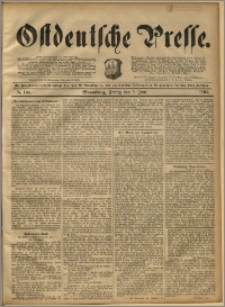 Ostdeutsche Presse. J. 17, 1893, nr 133