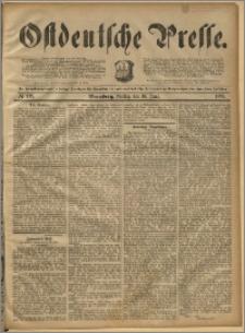 Ostdeutsche Presse. J. 17, 1893, nr 139