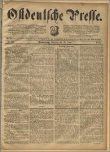 Ostdeutsche Presse. J. 17, 1893, nr 141