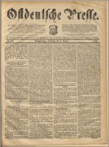 Ostdeutsche Presse. J. 17, 1893, nr 178