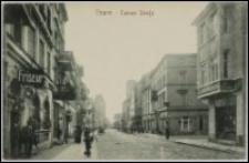 Toruń - ulica Chełmińska