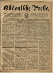 Ostdeutsche Presse. J. 17, 1893, nr 259