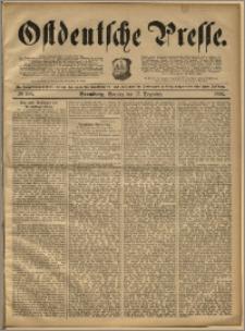 Ostdeutsche Presse. J. 17, 1893, nr 296