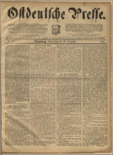 Ostdeutsche Presse. J. 17, 1893, nr 303