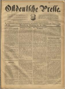 Ostdeutsche Presse. J. 21, 1897, nr 75