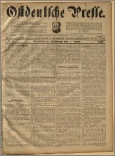 Ostdeutsche Presse. J. 21, 1897, nr 82