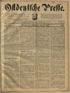 Ostdeutsche Presse. J. 21, 1897, nr 168
