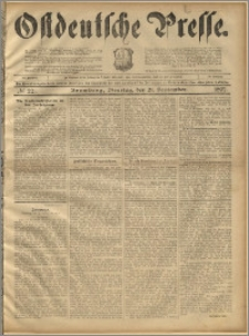 Ostdeutsche Presse. J. 21, 1897, nr 221