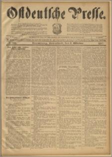 Ostdeutsche Presse. J. 21, 1897, nr 231