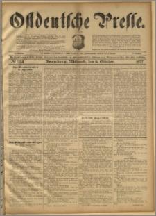 Ostdeutsche Presse. J. 21, 1897, nr 234