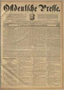 Ostdeutsche Presse. J. 21, 1897, nr 237