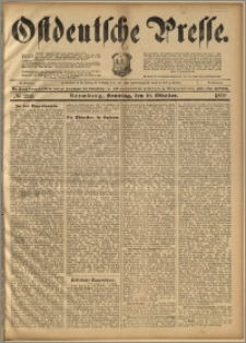 Ostdeutsche Presse. J. 21, 1897, nr 238