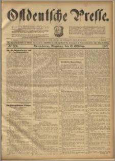 Ostdeutsche Presse. J. 21, 1897, nr 239