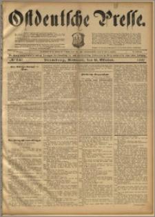 Ostdeutsche Presse. J. 21, 1897, nr 240