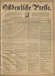 Ostdeutsche Presse. J. 21, 1897, nr 243