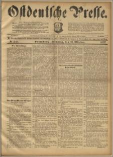 Ostdeutsche Presse. J. 21, 1897, nr 245