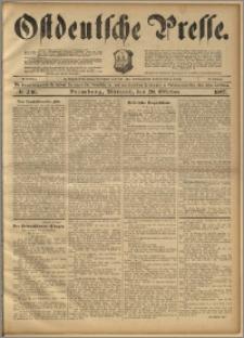 Ostdeutsche Presse. J. 21, 1897, nr 246