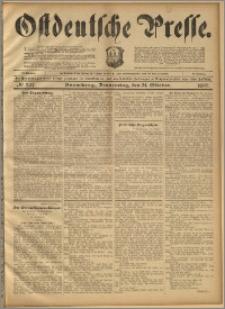 Ostdeutsche Presse. J. 21, 1897, nr 247