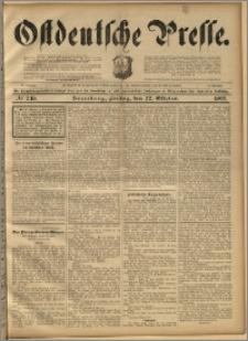 Ostdeutsche Presse. J. 21, 1897, nr 248