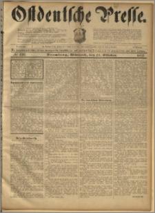 Ostdeutsche Presse. J. 21, 1897, nr 252