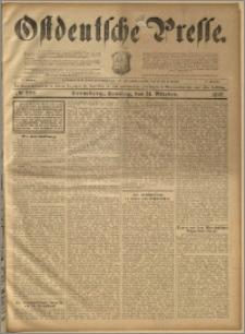 Ostdeutsche Presse. J. 21, 1897, nr 256
