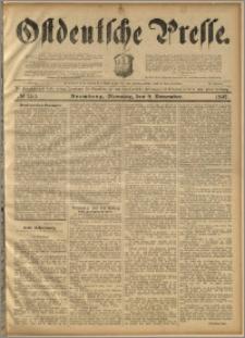 Ostdeutsche Presse. J. 21, 1897, nr 263