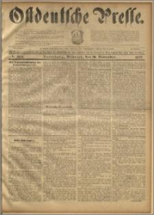 Ostdeutsche Presse. J. 21, 1897, nr 264