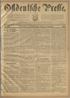 Ostdeutsche Presse. J. 21, 1897, nr 265