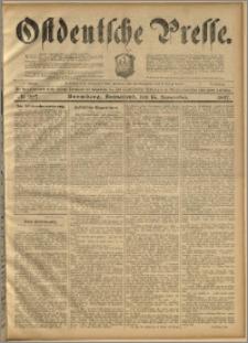 Ostdeutsche Presse. J. 21, 1897, nr 267