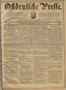 Ostdeutsche Presse. J. 21, 1897, nr 270