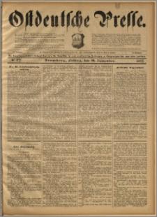 Ostdeutsche Presse. J. 21, 1897, nr 271