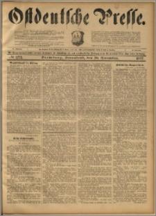 Ostdeutsche Presse. J. 21, 1897, nr 272