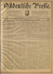 Ostdeutsche Presse. J. 21, 1897, nr 273