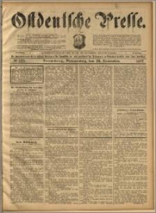 Ostdeutsche Presse. J. 21, 1897, nr 276