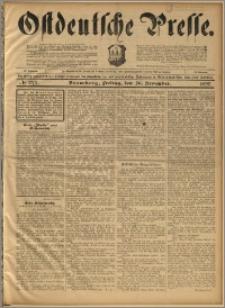 Ostdeutsche Presse. J. 21, 1897, nr 277