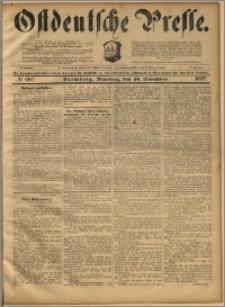 Ostdeutsche Presse. J. 21, 1897, nr 280