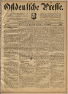 Ostdeutsche Presse. J. 21, 1897, nr 284