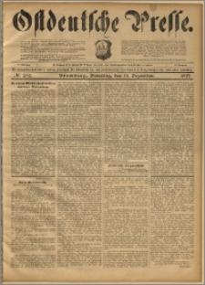Ostdeutsche Presse. J. 21, 1897, nr 292