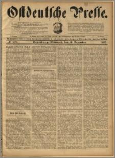 Ostdeutsche Presse. J. 21, 1897, nr 293