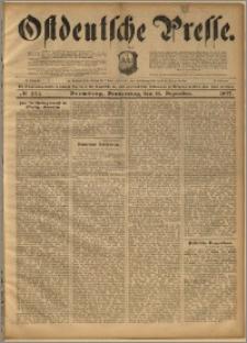 Ostdeutsche Presse. J. 21, 1897, nr 294