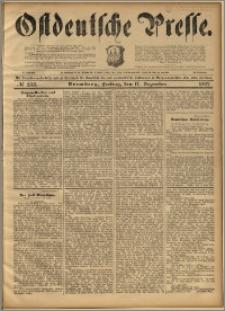 Ostdeutsche Presse. J. 21, 1897, nr 295