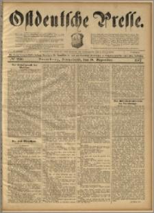 Ostdeutsche Presse. J. 21, 1897, nr 296