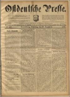 Ostdeutsche Presse. J. 21, 1897, nr 297