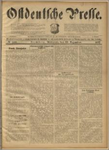 Ostdeutsche Presse. J. 21, 1897, nr 299
