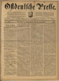 Ostdeutsche Presse. J. 21, 1897, nr 302