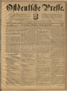 Ostdeutsche Presse. J. 21, 1897, nr 303