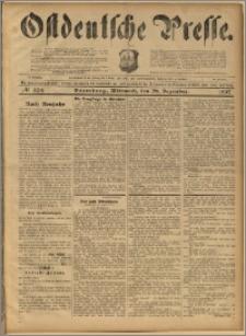 Ostdeutsche Presse. J. 21, 1897, nr 304