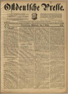 Ostdeutsche Presse. J. 22, 1898, nr 51