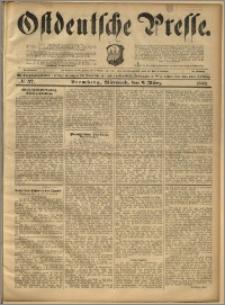 Ostdeutsche Presse. J. 22, 1898, nr 57